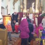 Szent Miklós napi ünnepség