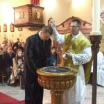 Keresztelés húsvét vigíliáján