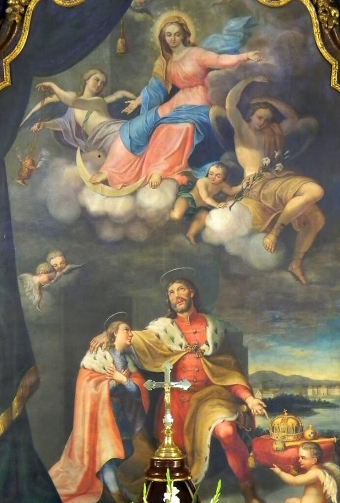 Tatai Szent Imre Plébánia