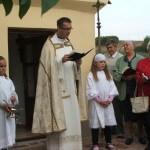 Mária-kápolna megáldása