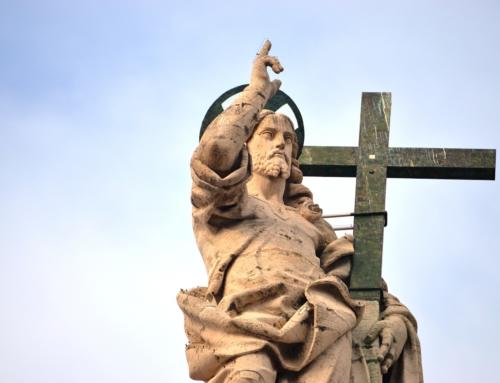 Erdő Péter bíboros imádsága járvány idején