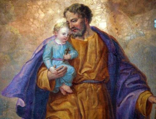 Szent József imakilenced