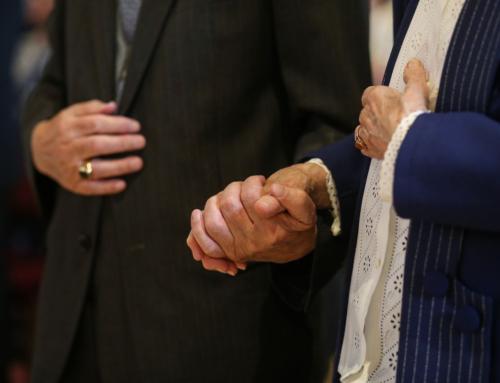 Jubiláns Házaspárok Hálaadása