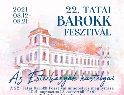 22. Tatai Barokk Fesztivál